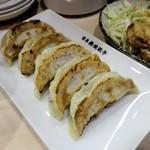 日本橋焼餃子 - 餃子