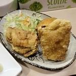 日本橋焼餃子 - 唐揚