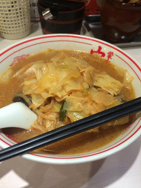蒙古タンメン中本 御徒町店 - 2014/4/12訪店