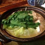 一富 - 若鶏スープ炊き