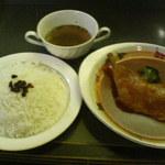 ペルシャ料理シルクロード - ゼレシュクポロモールグ