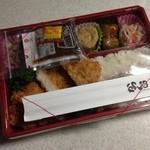 かつくら惣菜 - ロースカツ弁当 908円(z製込)