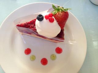 サンデーブランチ 下北沢店 - タルトケーキ