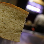 てっぱん焼きダイニング ゑびす - オリーブパン