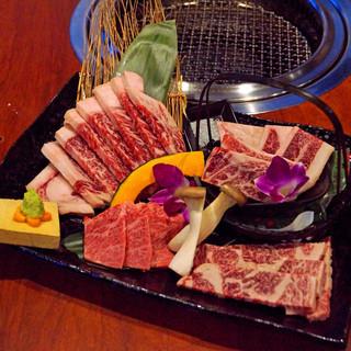 厳選された美味い肉+ゆったりとした雰囲気=至福の焼肉処