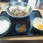 33964355 - 牛すき鍋膳