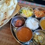 ラム インディアンレストラン - 料理写真:RAMおすすめランチ
