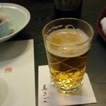 美さご - ビール