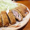 とんかつ 竹亭 - 料理写真:2013年5月 上ひれかつ。柔らかいです(´∀`)