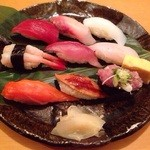 33968752 - お寿司 並