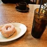 Bird - ドーナツ&アイスコーヒー
