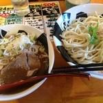 つけ麺 おんのじ - 節つけ麺(830円)