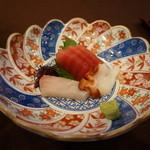 ホテルニュー水戸屋 - 料理写真:刺身