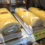 洋菓子エレン - イタリアロール、甘さ控え目で大人の味