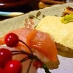 四季彩 鮨楽 - すし会席(鮨楽)、にぎり寿司