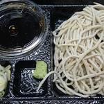 長山 そば店 - 料理写真:もりそば(お持ち帰り用)