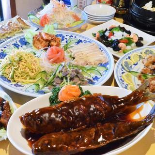 ◆バラエティ豊かな韓国料理・中華料理をご用意!