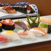 Irifunezushi - 料理写真:熟練職人がおすすめする『板さんおまかせにぎり』