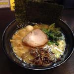 松壱家 - 醤油ラーメン並 780円