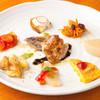 Blanche - 料理写真:『Blancheプレート』サラダ・スープ・パンorご飯・ドリンク付