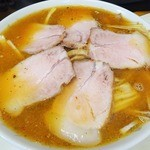 33978462 - ネギ味噌チャーシュー麺 1000円