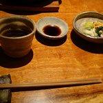 粋魚 むらばやし - テーブルセット