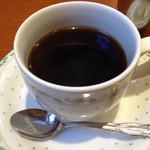 ちいさなフライパン - ランチのドリンク(コーヒー)