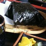 お加山 - 肉うどんセット