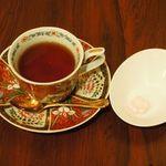 喫茶 真理庵 - 紅茶