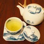 喫茶 真理庵 - 日本茶