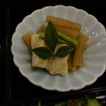 つどい - 高野豆腐