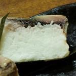 33985569 - なれ寿司のアップ