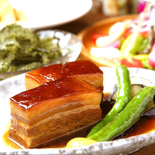3日間かけて作る沖縄まーさん豚のラフテー