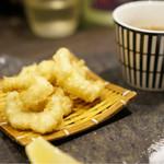 おたふく - 穴子天ぷら