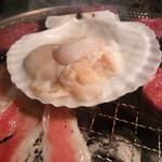 味覚園 - 海鮮も オホーツクの帆立〜☆
