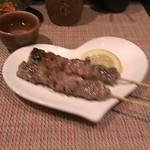 焼鳥と韓国料理 人生の楽園 - 串焼き