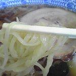 さのらーめん笑まる - 笑まる佐野麺