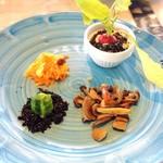 POSILLIPO cucina meridionale - サラダ