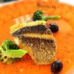 POSILLIPO cucina meridionale - 鮮魚のアクアパッツァ(シチューマチ)