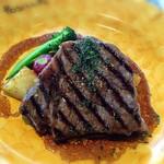 POSILLIPO cucina meridionale - 牛ロースステーキ