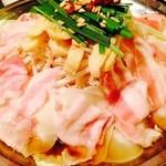 鯖男爵とモルヒネ女王 - H27.1 豚のお鍋!