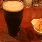 ステーキバル RYO - 黒ビールで乾杯
