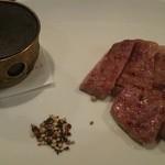 33990866 - 熟成肉ステーキ