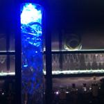 BARnik TOKYO - これもカクテルかと思いきや照明です。