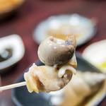 ひみ浜 - 4-2)バイ貝の煮付け