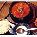 いっちょう海山亭 - 料理写真:スンドゥブチゲ