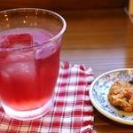 Cafe ほたるの雫 - 料理写真:酵素ジュース