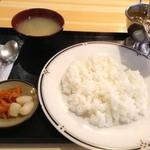 ぐるめらん - ビーフカレー(当店自慢の味)810円