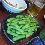 木村屋本店 - 枝豆