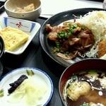 33993047 - おふくろ定食(2014.01)